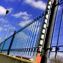 فنس الکتریکی صنعتی - تاسیسات باکو